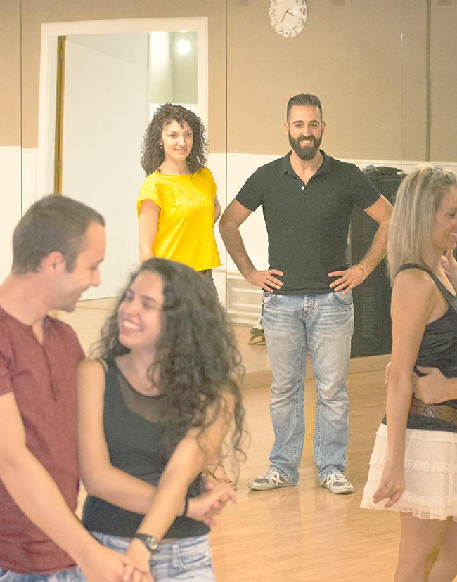 Escola de ball el Mirall