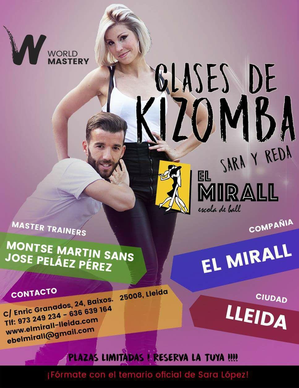 El Mirall - Escola de ball - Kizomba